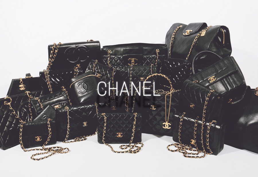 SPECIAL TOPIC THE FIRST CHANEL COLLECTION