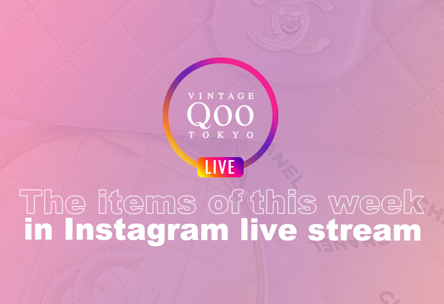 PICK UP ITEMS INSTAGRAM LIVE STREAM You can quickly find the items recently introduced!